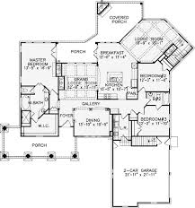 Awesome single story luxury house plans images 3d house designs