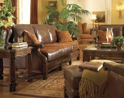 aico living room set. antique interior furniture design by aico furniture: brown leather sofa with decorative living room set