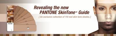 Graphics Pantone Skintone Guide 100 Real Skin Colors