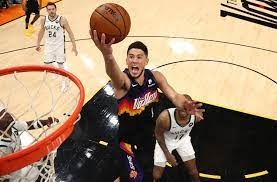 Devin Booker in NBA Finals ...