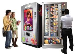 Interactive Vending Machines Interesting Innovative Solutions