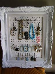 Rotating Diy Pegboard Jewelry Display Pinterest Best Pegboard Display Ideas And Images On Bing Find What Youll Love