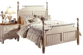 Creative of White Traditional Bedroom Furniture Hillsdale Wilshire 4 ...