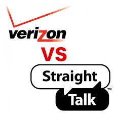 verizon vs straight talk parison 2018