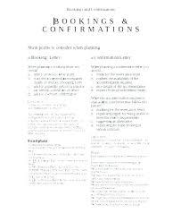 Online Letter Template 7 Sample Reservation Letters Templates Confirmation Letter
