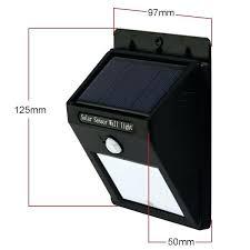 outdoor motion sensor light solar sensor wall light outdoor motion sensor light led