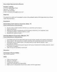 B2b Inside Sales Resume Sample Best Of Sales Representative Resume