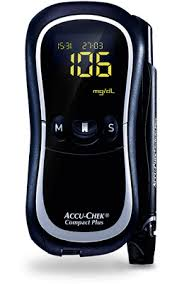 Blood Glucose Meter Compatibility With Lancets And Test Strips Chart Accu Chek Compact Plus Blood Glucose Monitoring System