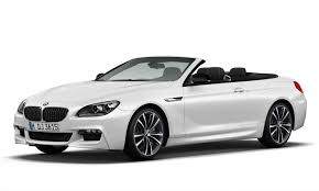 Coupe Series bmw 645 convertible : 2014 BMW 6-Series Convertible Coming In Frozen White Edition
