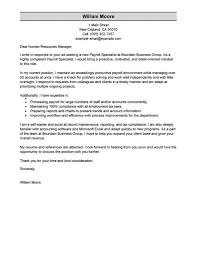 Sample Cover Letter For Procurement And Logistics Manager Job