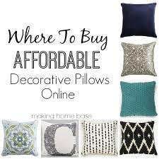where to buy cheap throw pillows. Brilliant Cheap Where To Buy Affordable Decorative Pillows Online By Making Home Base On To Cheap Throw B