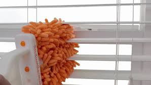 how to clean even the grimiest faux wood blinds