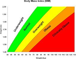 Body Mass Index Uk Metric Association