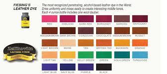 Fiebings Suede Dye Color Chart Fiebings Leather Dye Chocolate Brown 4 Oz 118 Ml 2100 02