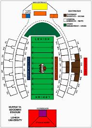 Lehigh Goodman Stadium Seating Chart Goodman Stadium
