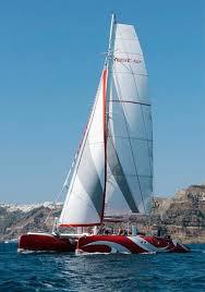 Dream Catcher Boat Santorini Santorini Sailiing 47