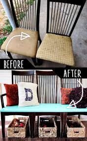 cheap furniture ideas. DIY Furniture Hacks | Old Kitchen Chairs Hack Cool Ideas For Creative Do It Yourself Cheap