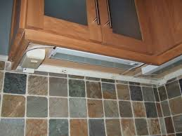 angled plugmold to hide kitchen outlets. Plugmolds hide under the ...