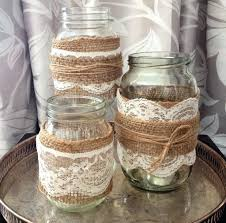 Burlap And Lace Mason Jars Burlap Mason Jar Lid Burlap Mason Jar Covers Burlap  Mason Jars
