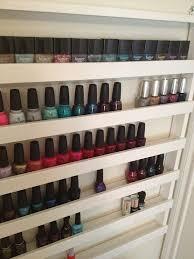 8 nail polish organizer ideas you ll want to copy immediately stylecaster