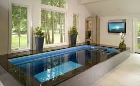 Small Pool Plans McNary Design For Indoor Pool Plans