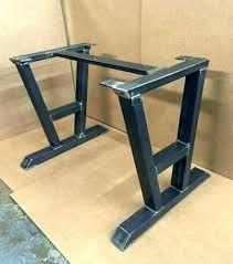 metal dining table base metal dining room table legs dining table legs ravishing metal dining room