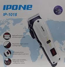 IPONE IP-1018 Professional WAHL Model Saç Tıraş Makinesi Uzman İşi