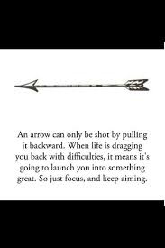 Arrow Quotes Life Cool Get ready Life is preparing you for something great Quotes