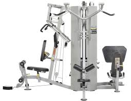 Hoist Leg Press Weight Chart Hoist H4400 4 Stack Multi Gym