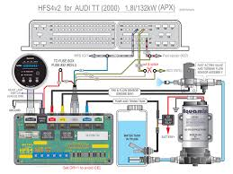 need a hfs 4 wiring diagram for 1 8t waterinjection info i think this one should work please let me know