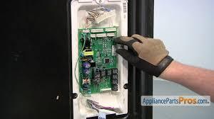 ge wr55x10942 main control board appliancepartspros com