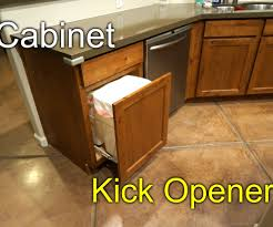 Cabinet Kick Plate Cabinet Opener Kick To Open 8 Steps With Pictures