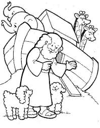 We are always adding new ones, so make sure to come back and check us out or make a suggestion. Two Cute Sheeps And Noah In Front Of Noahs Ark Coloring Page Sunday School Coloring Pages Noahs Ark Preschool Preschool Coloring Pages