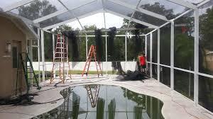 pool cage repair. Fine Repair Rescreening Repair U0026 Pool Cages On Cage