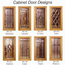 lovely decorative glass inserts for kitchen cabinet doors 6
