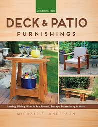 Backyard Deck Design Fascinating Deck Patio Furnishings Kindle Edition By Michael R Anderson