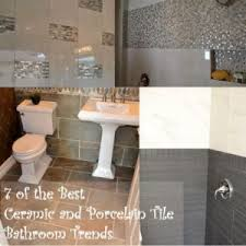 best tiles for bathroom. 7 Best Ceramic And Porcelain Tile Trends For Bathrooms Tiles Bathroom