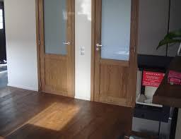 2 panel interior doors with glass