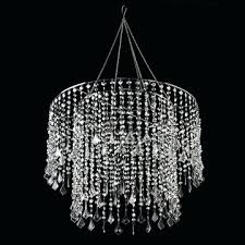 chandeliers without lights wonderful no light chandelier amazing decorative