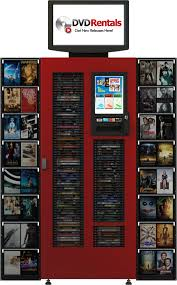 Dvd Vending Machine Franchise Beauteous Host A DVD Rental Kiosk From Quick Play Rentals