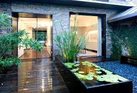 Small Picture Creating a garden pond original ideas for modern garden design