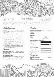 95 Illustrator Resume Examples Free Indesign Template Resume Cv