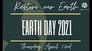 Earth Day 2021 - YouTube