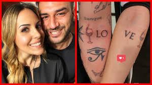 Nuovo Tatuaggio Per Claudia E Lorenzo Claudia E Lorenzo Fanno