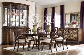American Drew Jessica McClintock Couture Palladian China Cabinet - Palladian bedroom set