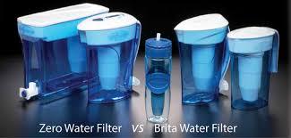 brita water bottle filter. Zero Water Vs Brita Bottle Filter
