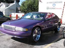 FS Custom 1995 Chevy Caprice!! Insane Stereo System $5500 WANT IT ...