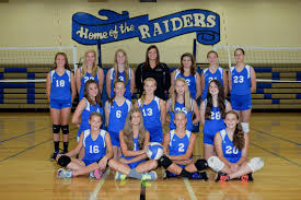 Anamosa 8th grade volleyball: Communication the key | Anamosa High |  journal-eureka.com