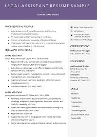 Tips For Resume Format Great Legal Resume Template Best Templates Samples Cv