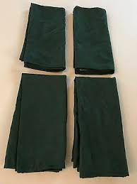 set of 4 new waverly garden room cloth